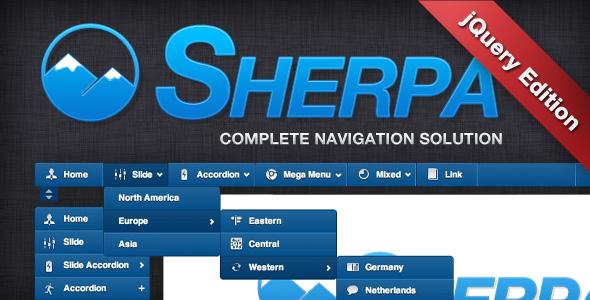 Sherpa | Complete Navigation System