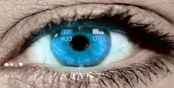 EYE...Stock Market VideoHive Stock Footage  People 236077