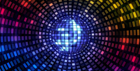 VideoHive Disco Ball Starglow 2033097