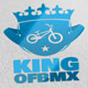 King of Bmx Logo - GraphicRiver Item for Sale