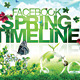 FB Timeline Cover | Spring - GraphicRiver Item for Sale
