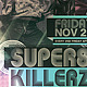 Killerz Flyer Template - GraphicRiver Item for Sale