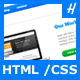 Swoosh - Professional HTML Theme - ThemeForest Item for Sale