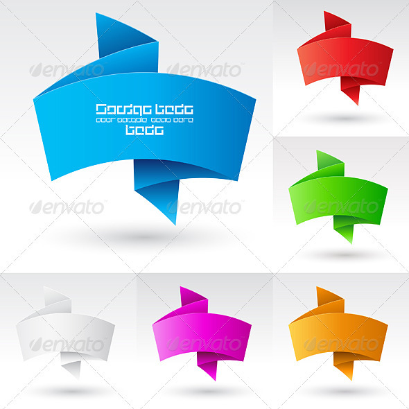 GraphicRiver Banners set 2039351