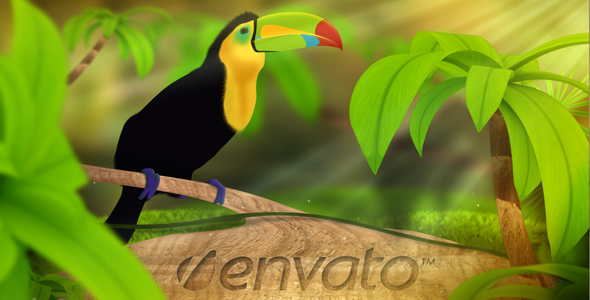 After Effects Project - VideoHive Wild Nature Logo Reveal 237632