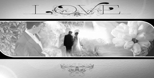 VideoHive A Love Story Beginning 2045390
