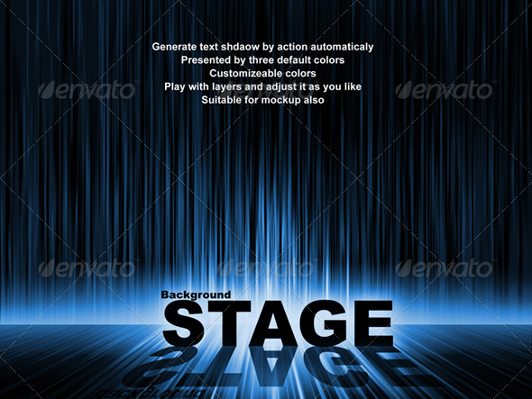 GraphicRiver Stage 237425