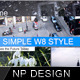 Simple W8 Style - VideoHive Item for Sale