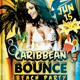 Caribbean Bounce Flyer - GraphicRiver Item for Sale