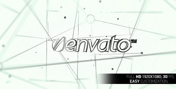 VideoHive Sketch logo 1964420