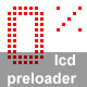 LCD Preloader - ActiveDen Item for Sale