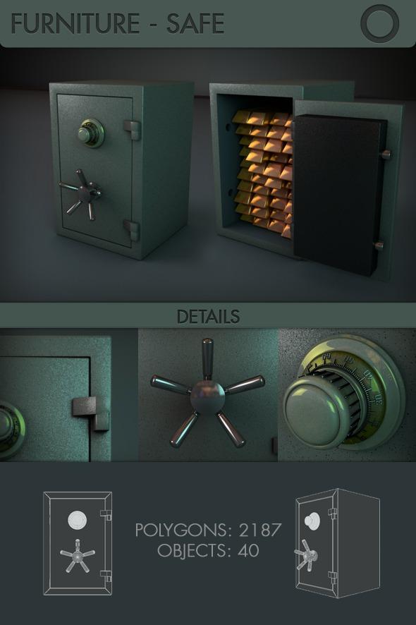 3DOcean Safe 2060528