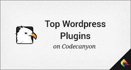 Top Wordpress Plugins on Codecanyon