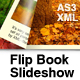 Flip Book Slideshow - ActiveDen Item for Sale