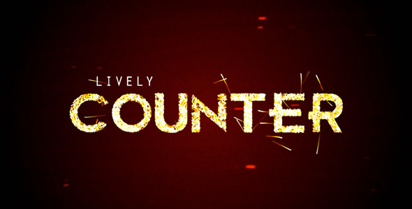 VideoHive Lively COUNTER 2068542