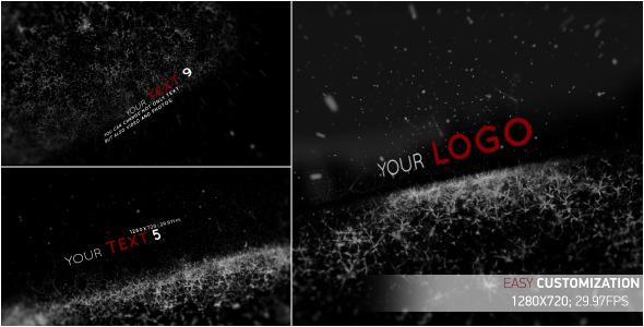 VideoHive Black Rain 2022704