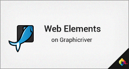 Web Elements on GraphicRiver