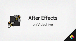 After Effects on VideoHive