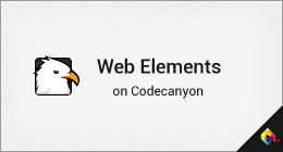 Web Elements on CodeCanyon