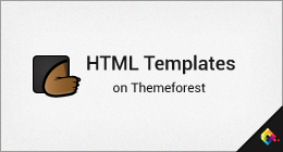 Best HTML Templates on Themeforest