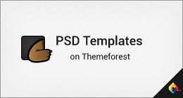 Best PSD Templates on Themeforest