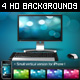 HD Fresh Backgrounds - GraphicRiver Item for Sale