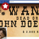 WANTED Facebook Timeline Cover Template - GraphicRiver Item for Sale