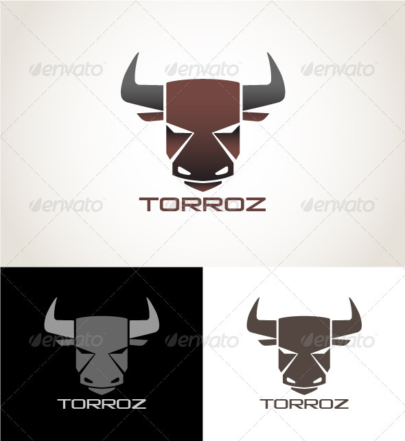 TORROZ Logo - Animals Logo Templates