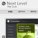 Next Level - A Premium PSD Template - ThemeForest Item for Sale