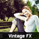 Vintage - Photoshop Action - GraphicRiver Item for Sale