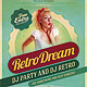 Retro Dream Party Flyer - GraphicRiver Item for Sale