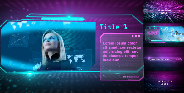 VideoHive Information World 2078404