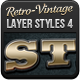 Retro Vintage Styles 4 - GraphicRiver Item for Sale