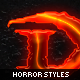 Horror Layer Styles - GraphicRiver Item for Sale