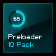 Preloader 10 Pack - ActiveDen Item for Sale