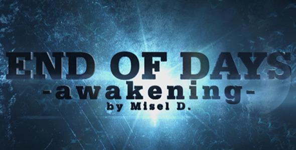 End Of Days - CS4&CS5 Trailer - 2