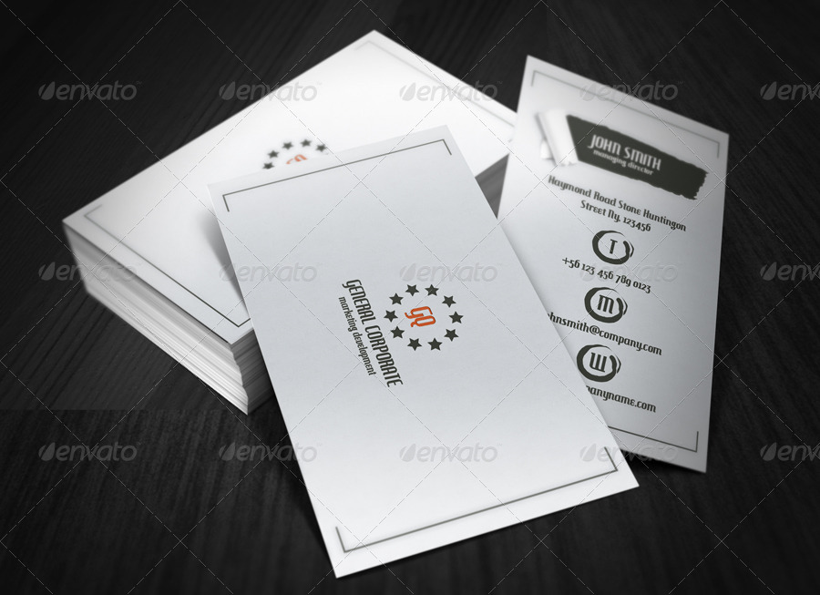 Corporate Pro Business Card