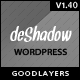 deShadow - ThemeForest Item for Sale