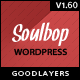 soulBop, wp creative portfolio - ThemeForest Item for Sale