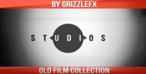 VideoHive Old Film Opener Collection 2085790