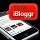 SOFA iBloggr – WordPress iPhone theme  Free Download