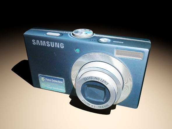 Samsung Foto Camera - 3DOcean Item for Sale