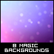 Magic background pack - GraphicRiver Item for Sale