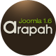 Arapah - Simple and Clean Joomla 1.5 & 1.7 - ThemeForest Item for Sale