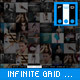 Photo Infinite Grid Template