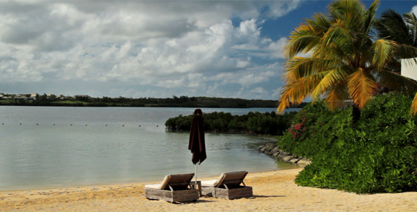 VideoHive Tropical Beach 2105493