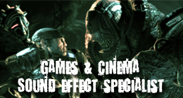Games &amp; Cinema Sound Specialist