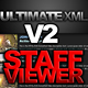ULTIMATE XML V2 STAFF VIEWER - ActiveDen Item for Sale