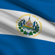 El Salvador Animated Flag - VideoHive Item for Sale