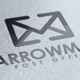 Arrow Mail Logo - GraphicRiver Item for Sale